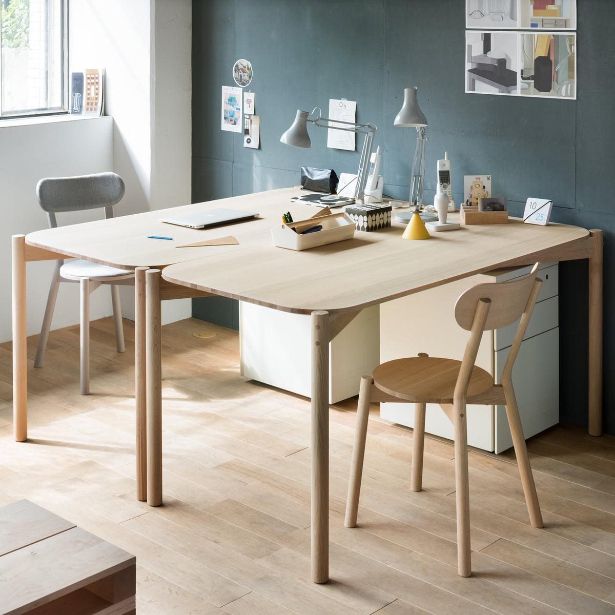 Castor chair von karimoku new standard kaufen