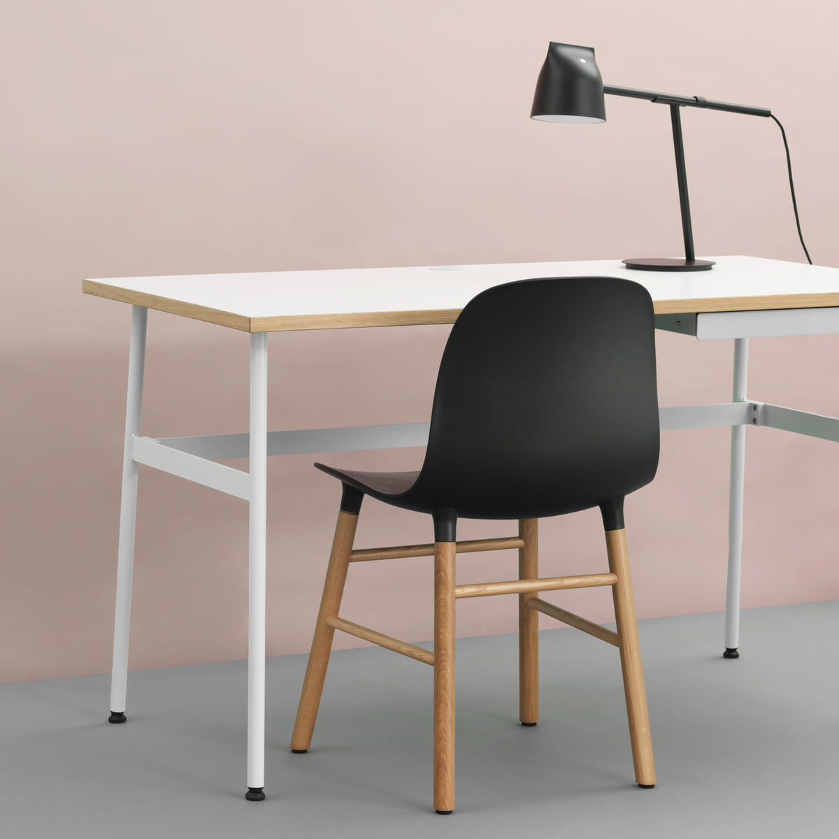 Interesting Journal Desk Momento Und Form Chair Journal Desk Von Normann  Copenhagen With Normann Copenhagen Tisch