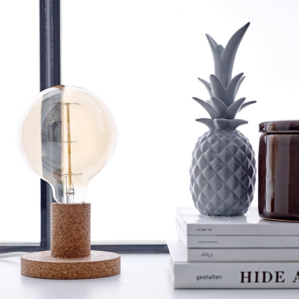 deko ananas von bloomingville shop. Black Bedroom Furniture Sets. Home Design Ideas