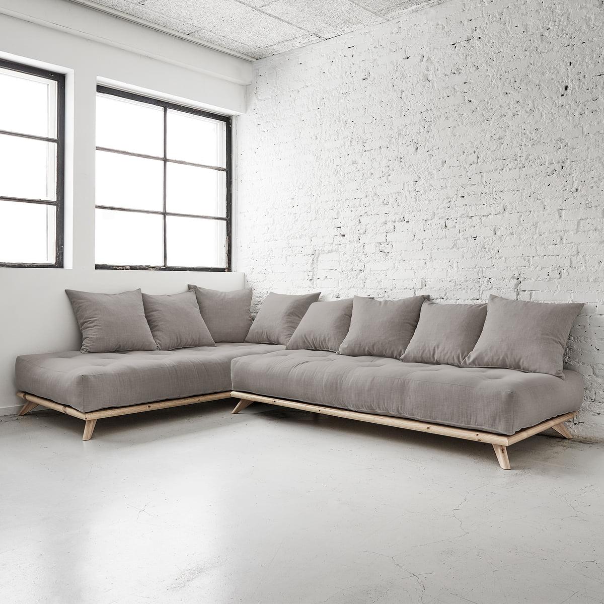 senza sofa von karup connox shop