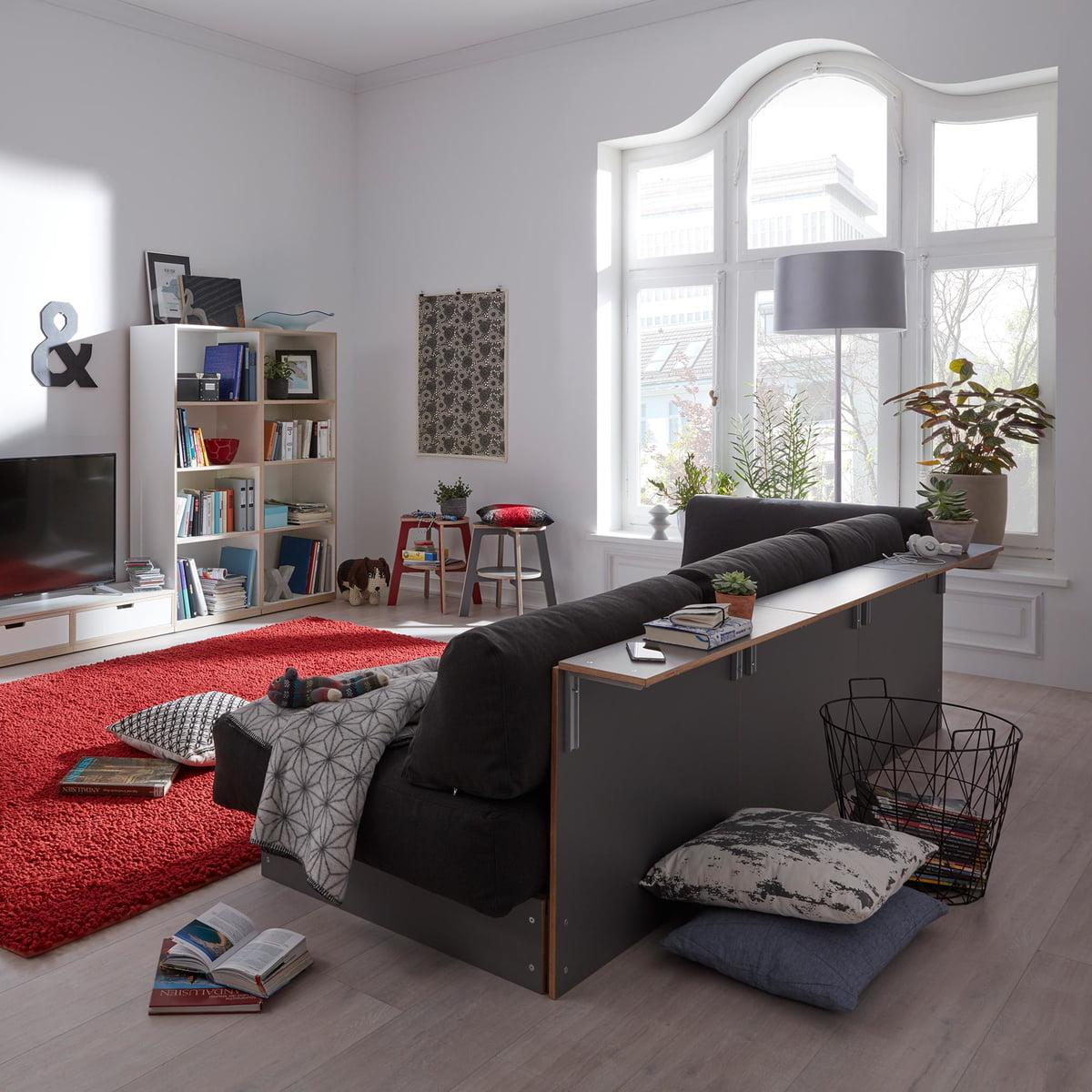 sofabank elemente von m ller m belwerkst tten. Black Bedroom Furniture Sets. Home Design Ideas