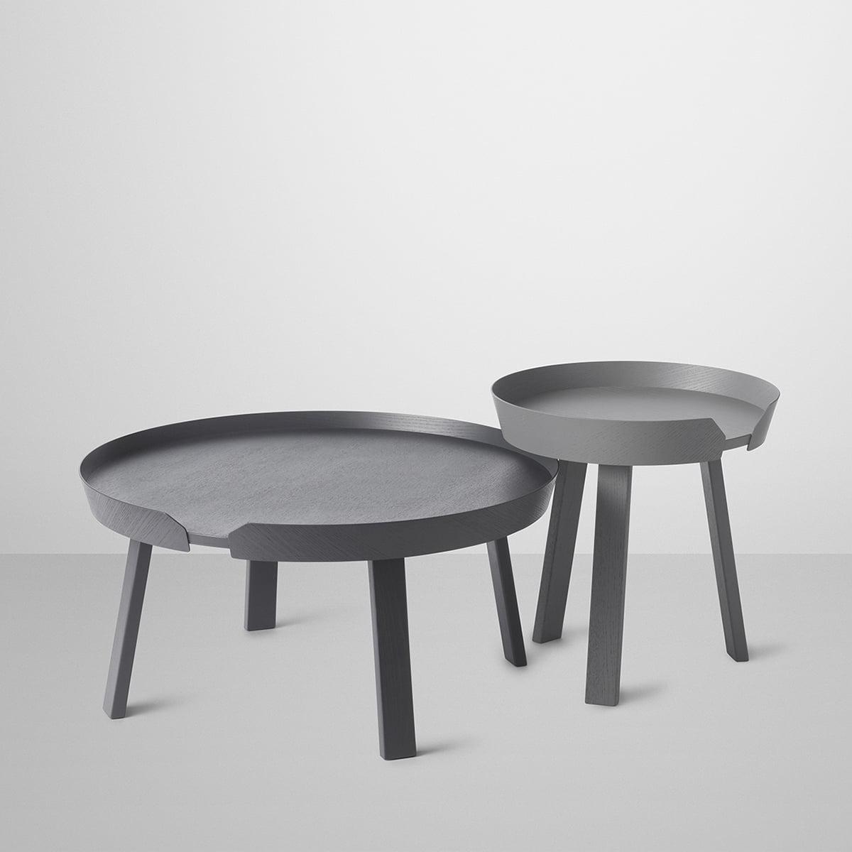 around beistelltisch von muuto connox shop. Black Bedroom Furniture Sets. Home Design Ideas