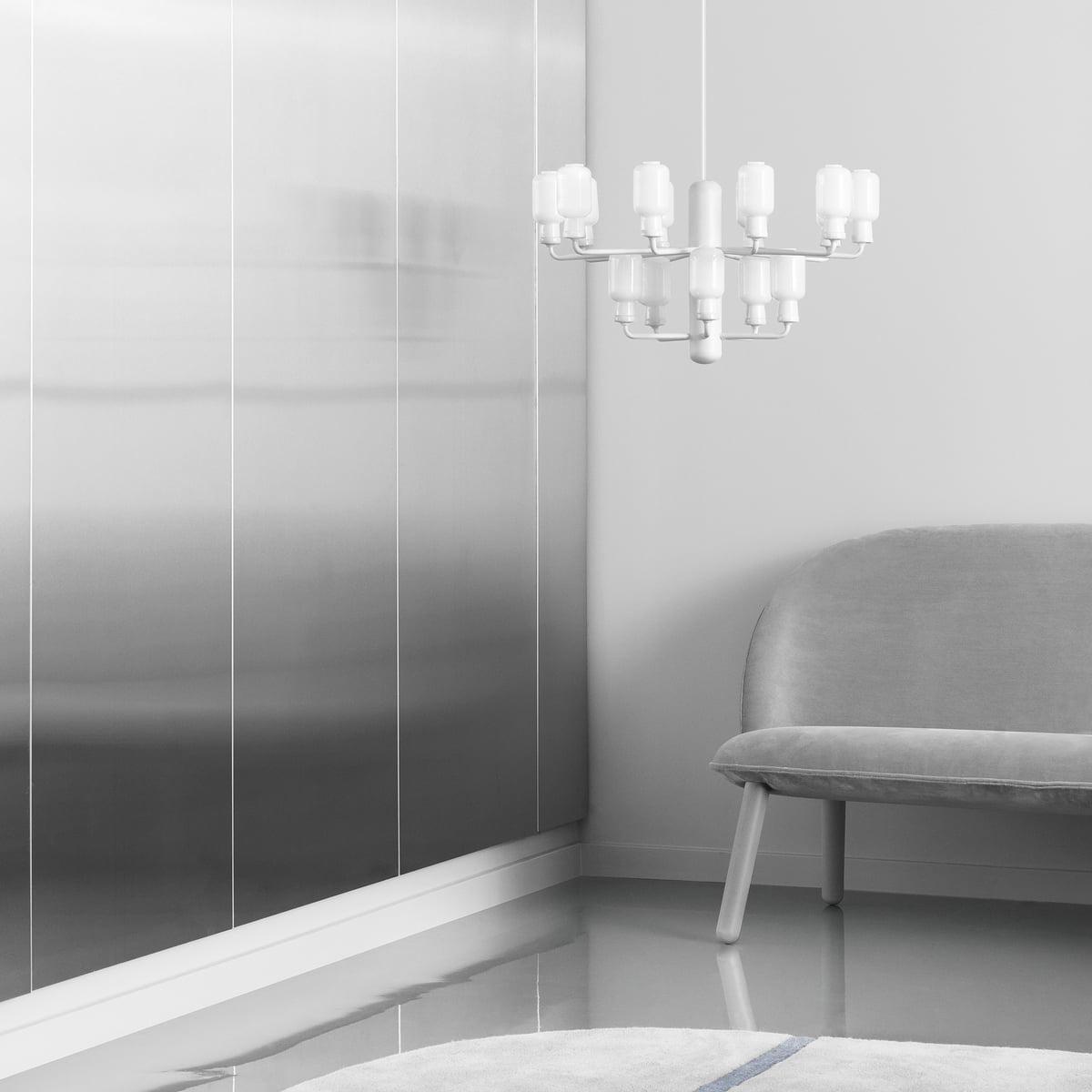 amp kronleuchter von normann copenhagen. Black Bedroom Furniture Sets. Home Design Ideas