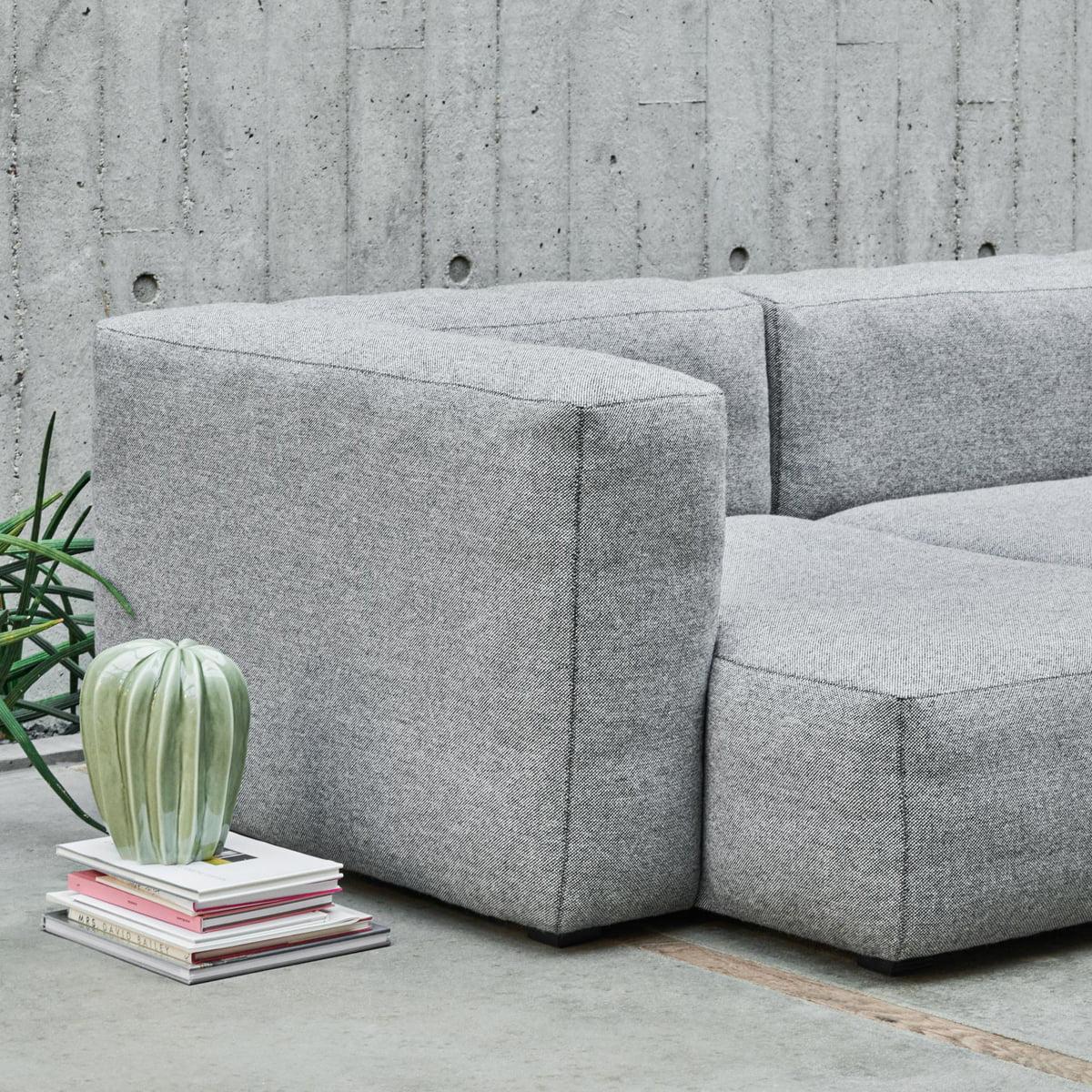 mags soft sofa 2 5 sitzer von hay jetzt im shop. Black Bedroom Furniture Sets. Home Design Ideas