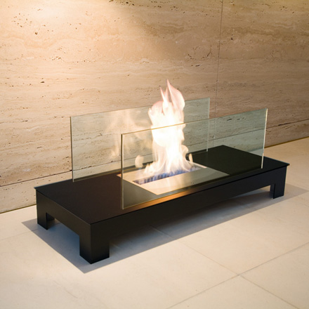 Radius Design - Floor Flame - schwarz