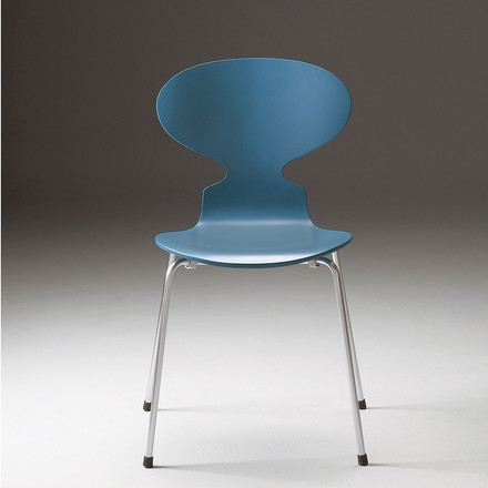 Fritz Hansen - The Ant Chair, blau