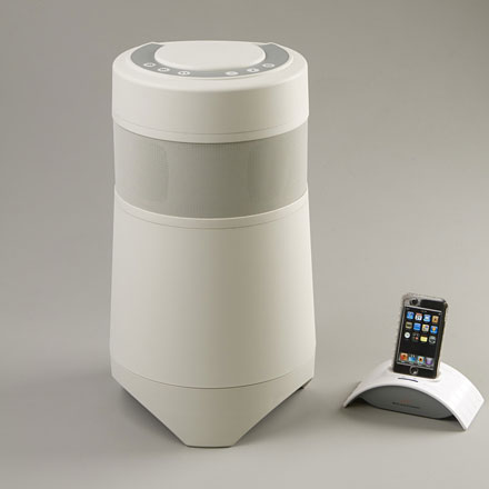 Soundcast - Outdoor-Lautsprecher OutCast Junior - iPod