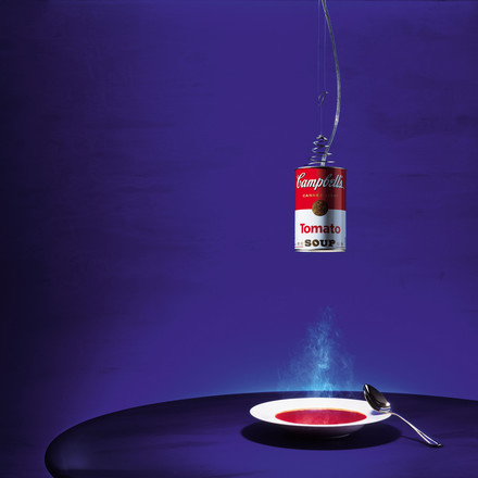 Ingo Maurer - Canned Light Pendelleuchte
