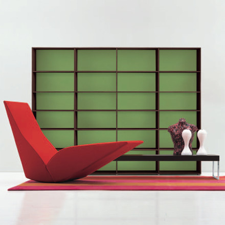 Cappellini Bird Chaiselongue by Tom Dixon