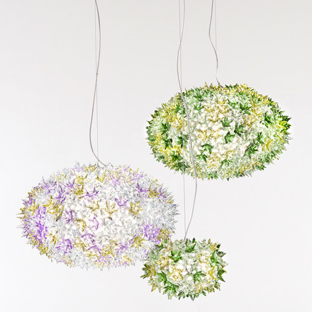 Kartell - Bloom Pendelleuchte