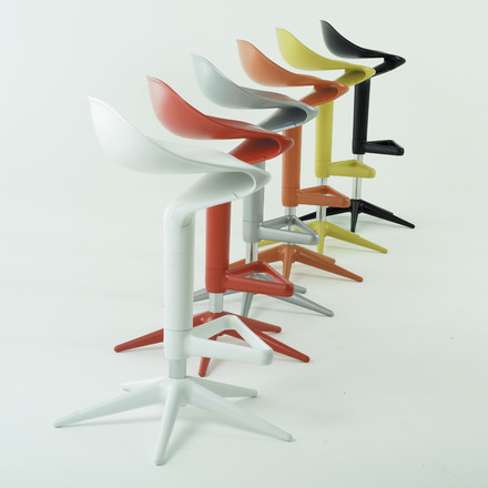 Kartell - Spoon Barhocker