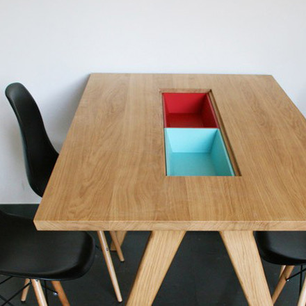 The Hansen Family - Remix Collection, Dining Table