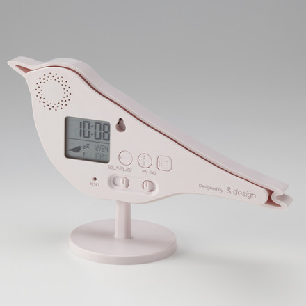 I.D.E.A. International - Bird Clock