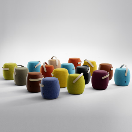 Offecct - Carry On Hocker, Gruppenbild