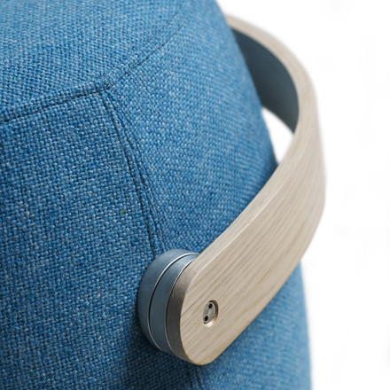 Offecct - Carry On Hocker, Details