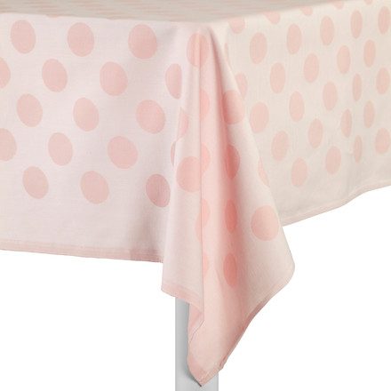 Hay - S&B Tablecloth Dot, pink - Tisch