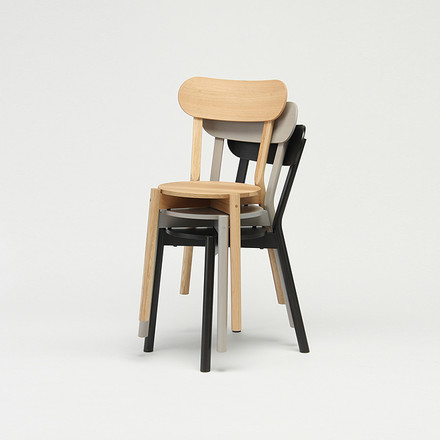 Der Karimoku New Standard - Castor Chair