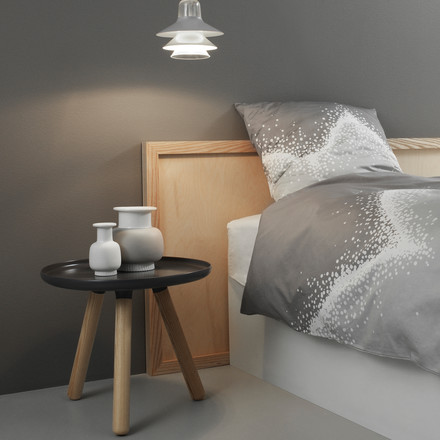 Normann Copenhagen - Sprinkle Bettwäsche, grey