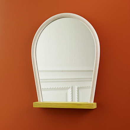 Hay - Bent Wood Mirror
