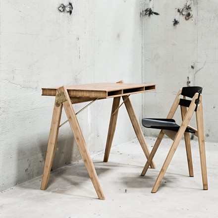 We Do Wood - Field Desk und Dining Chair no. 1