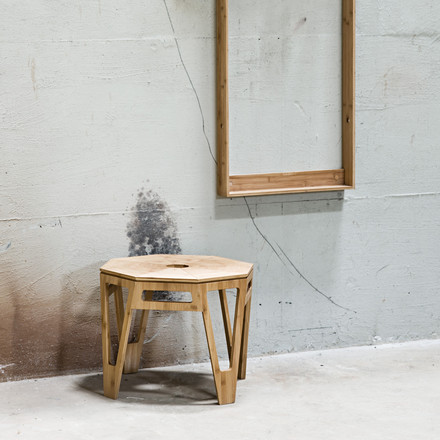 Octagon Design von We do Wood