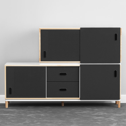 Kabino Sideboard und Regal