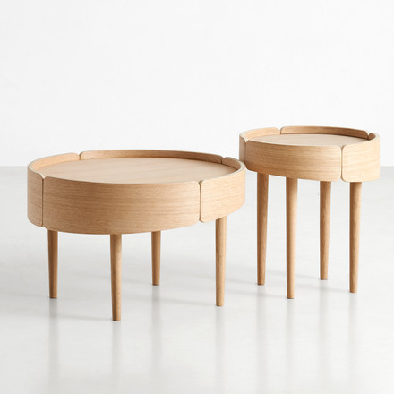 Skirt Coffee Table von Woud