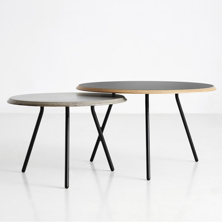 Soround Side Table von Woud