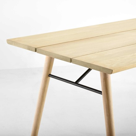 Split Dining Table von Woud