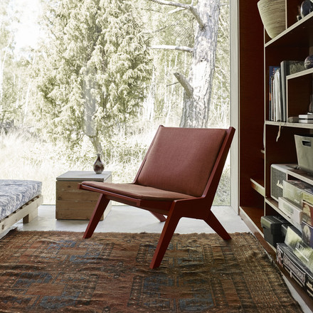 Miskito Lounge Chair in skandinavischer Tradition