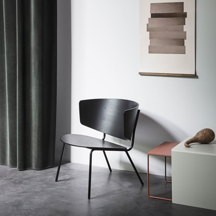 Herman Lounge Chair von ferm Living