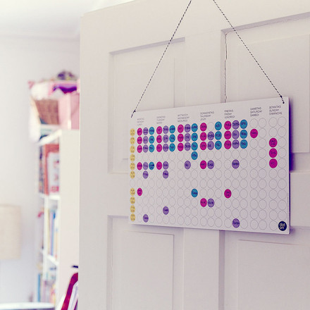 dotty edition - dot on week | Wochenplaner