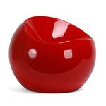 XLBoom - Ball Chair, rot