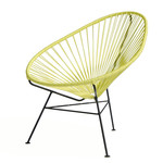 OK Design - The Acapulco Chair, gelb