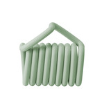 Rig-Tig by Stelton - Zig Zag Untersetzer, dusty green