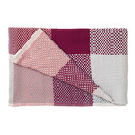 Muuto - Loom Throw, rot