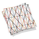 Vitra - Paper Napkins large, Grid multicolour