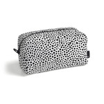 Hay - Dot Wash bag, L, weiß