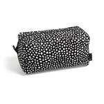 Hay - Dot Wash bag, L, schwarz