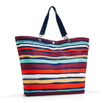 reisenthel - shopper XL, artist stripes
