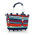 reisenthel - carrybag2, artist stripes