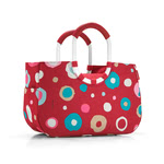 reisenthel - loopshopper M, funky dots 2