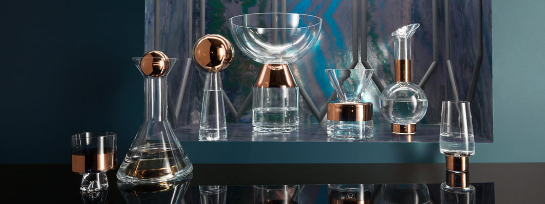 Tom Dixon - Tank Glas-Kollektion