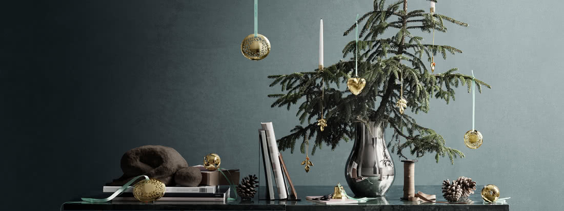 Georg Jensen - Christmas Collectibles - Banner