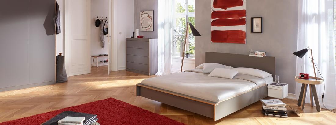 schlafzimmer einrichten: 100+ ideen | connox shop, Schlafzimmer