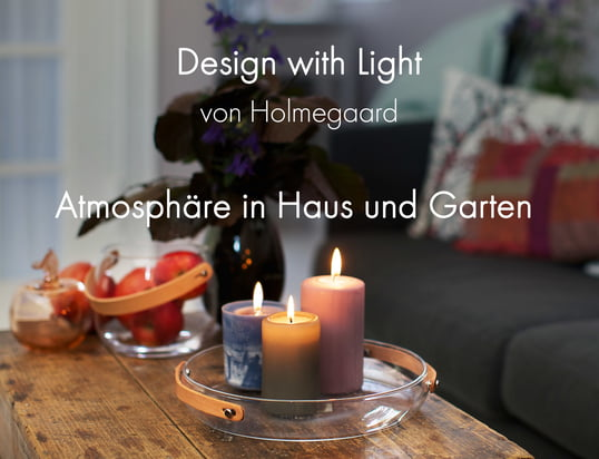 Holmegaard - Design with Light Kollektion