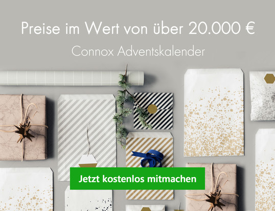 Connox Adventskalender 2016