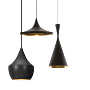 Tom Dixon - Beat Light Pendelleuchte