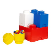 Lego - Storage Brick Multipack 4er-Set