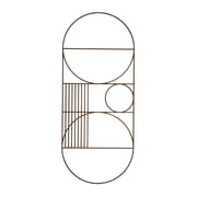 ferm Living - Outline Wanddekoration Oval